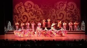 Ballet Folklorico de Los Angeles & Mariachi Garibaldi de Jaime Cuèllar - artist photo