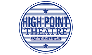 High Point Theatre logo