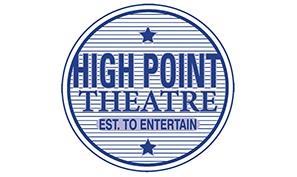 High Point Theatre logo