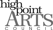 High Point Arts Council logo