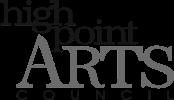 High Point Arts Council logo